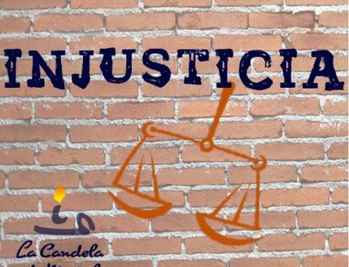 HERIDAS DEL ALMA V (INJUSTICIA)